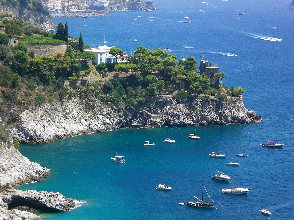 Italian Amalfi Coast Tours