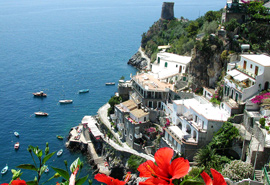 italian language school positano