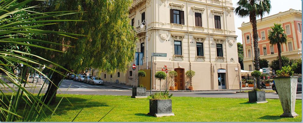 Kinder Garden: Italian Language Schools In Italy, Amalfi Coast, Salerno